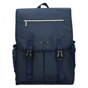 Pánský batoh Coveri World Fabian - modrá