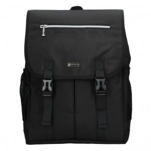 Pánský batoh Coveri World Fabian - černá