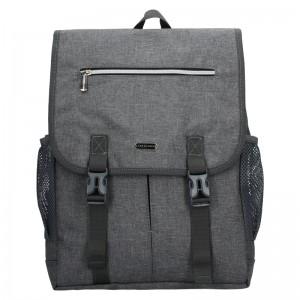 Pánský batoh Coveri World Fabian - šedá