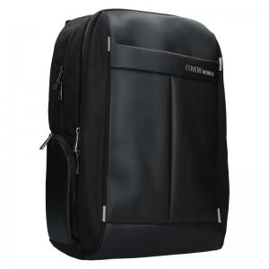 Pánský batoh Coveri World Godfrey - černá