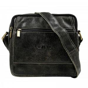 Pánská taška přes rameno Always Wild Didie - černá