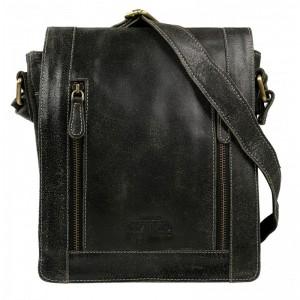 Pánská taška přes rameno Always Wild Libor - černá
