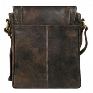 Pánská taška přes rameno Always Wild Libor - hnědá