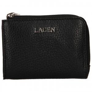 Dámská klíčenka Lagen Viktorie - černá