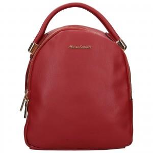 Dámský batoh Marina Galanti Ariela - červená