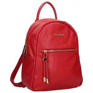 Dámský batoh Marina Galanti Bela - červená
