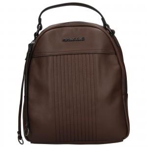 Dámský batoh Marina Galanti Fidelie - tmavě hnedá
