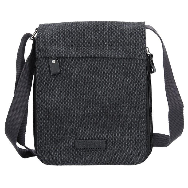 Pánská taška Katana Romel - černá