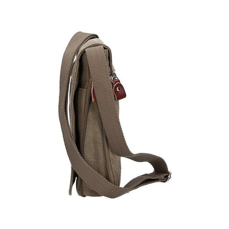 Pánská taška Katana Romel - hnědá