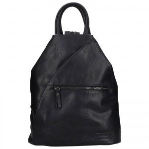 Moderní dámský batoh Enrico Benetti Linia - tmavě modrá