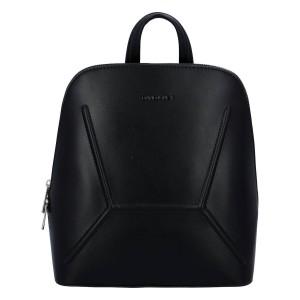 Dámský módní batůžek David Jones Aurora - černá