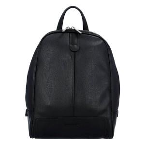 Módní dámský batoh David Jones Karla - černá