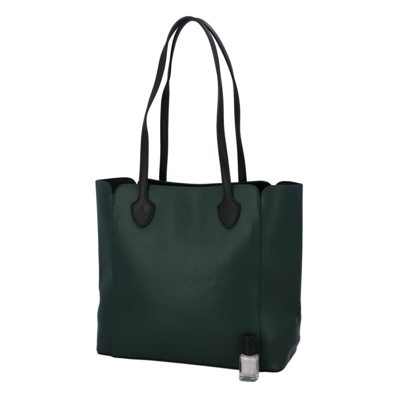 Dámská kabelka David Jones Helga - zelená