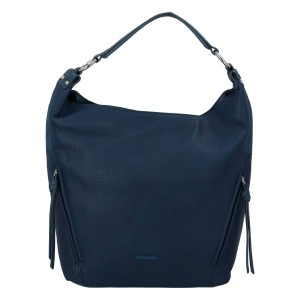 Dámská kabelka David Jones Karlen - modrá