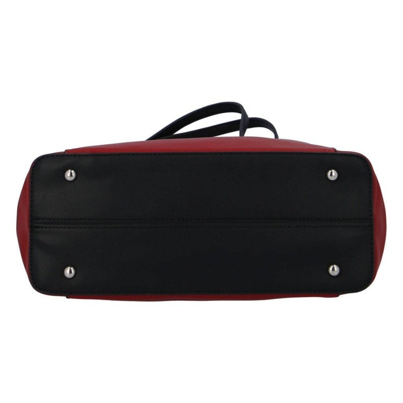Dámská kabelka David Jones Helga - červená