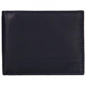 Pánská peněženka Marina Galanti Petr - modrá