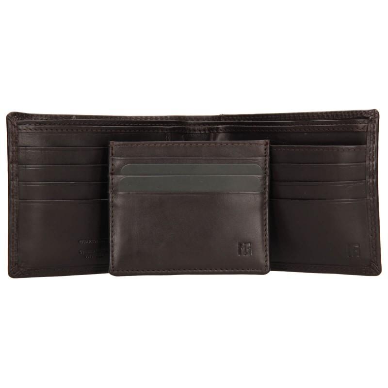 Pánská peněženka Marina Galanti Petr - hnědá