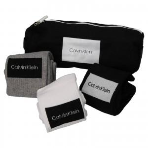 Dárková sada ponožek Calvin Klein Sebastian - 3 páry