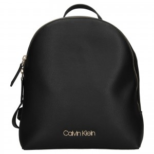 Dámský batoh Calvin Klein Lenia - hnědá