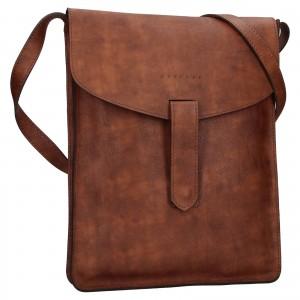 Pánská taška přes rameno Facebag Lexin - hnědá