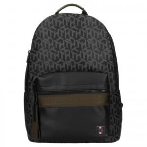 Pánský batoh Tommy Hilfiger Borek - černo-šedá