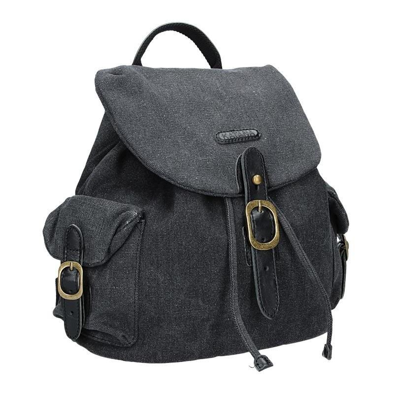 Dámský batoh Katana Garnie - černá