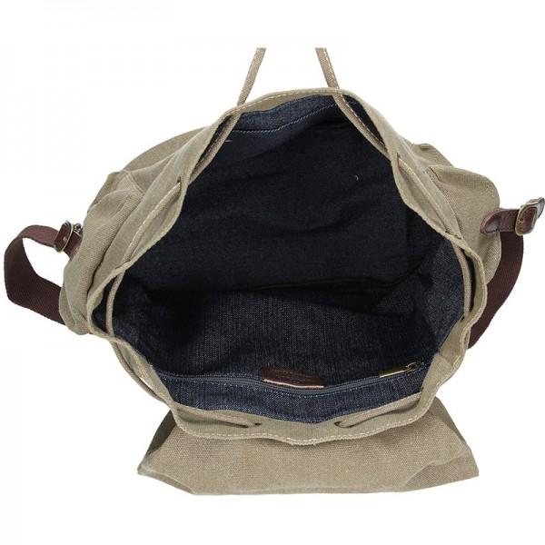 Dámský batoh Katana Garnie - hnědá