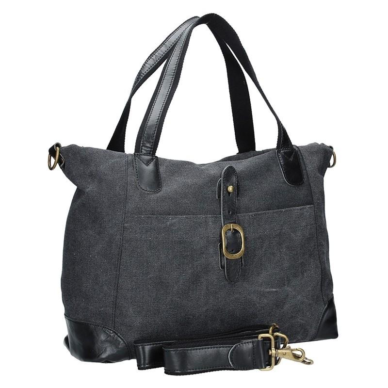 Unisex taška Katana Santana - černá