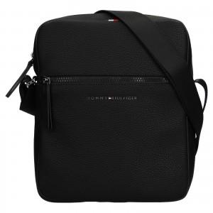 Pánská taška přes rameno Tommy Hilfiger Peter - černá
