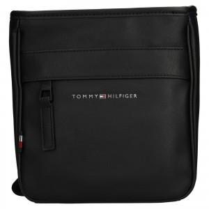 Pánská taška přes rameno Tommy Hilfiger Franci - černá