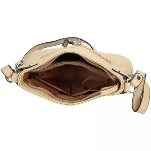 Dámská crosbody kabelka Katana Fiona - béžová