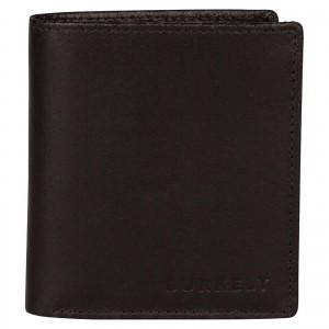 Pánská kožená peněženka Burkely Vintage - černá