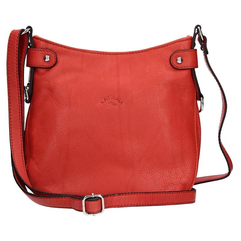 487d8bb2ad Dámská crosbody kabelka Katana Fiona - červená