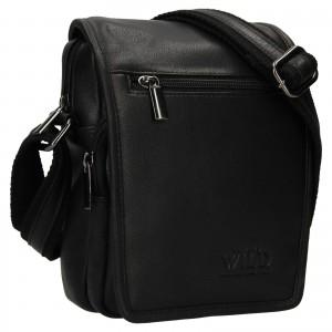 Pánská taška přes rameno Always Wild Vilden - černá