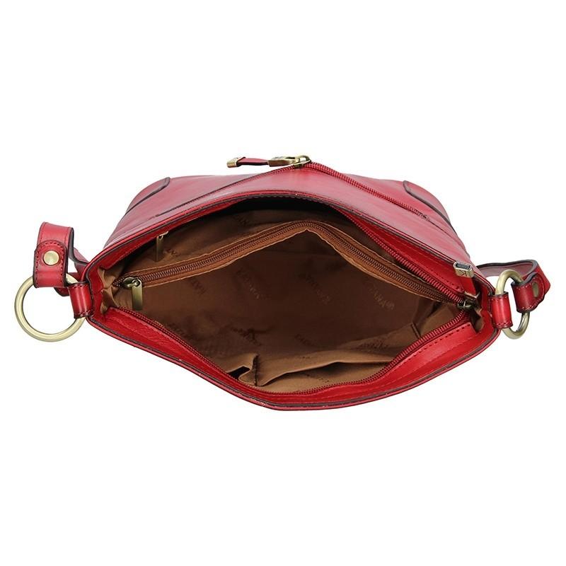 Dámská crosbody kabelka Katana Liliam - hnědá