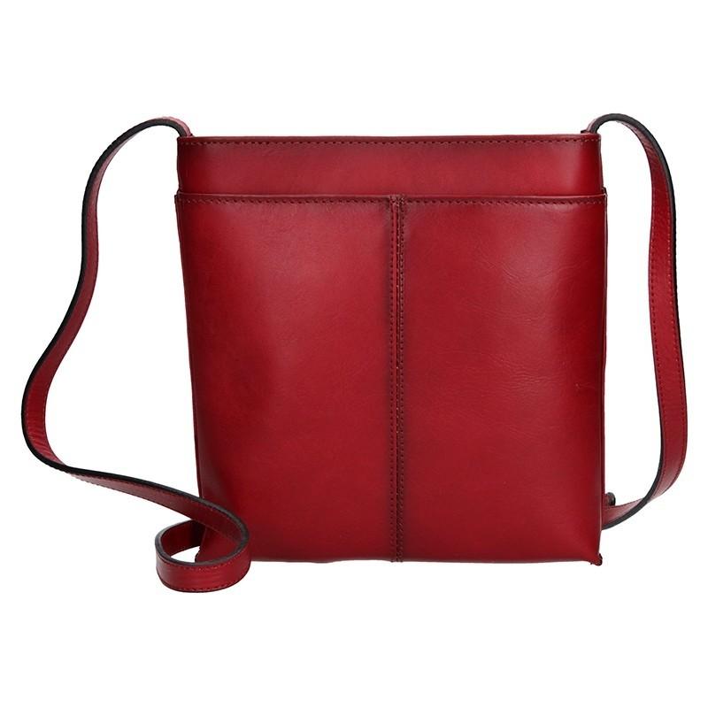 Dámská crosbody kabelka Katana Marta - červená