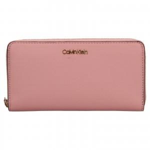 Dámská peněženka Calvin Klein Arouna - černá