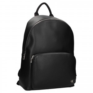 Pánský batoh Calvin Klein Leon - černá