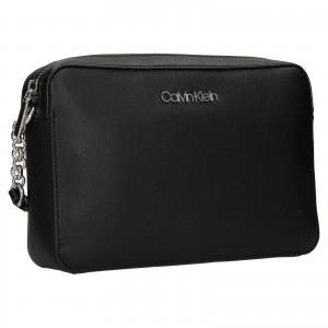 Dámská crossbody kabelka Calvin Klein Naoni - černá