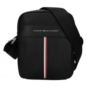 Pánská taška přes rameno Tommy Hilfiger Krono - černá