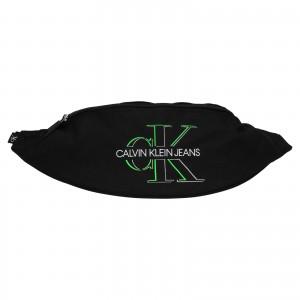 Pánská ledvinka Calvin Klein Jeans Stejnar - černá