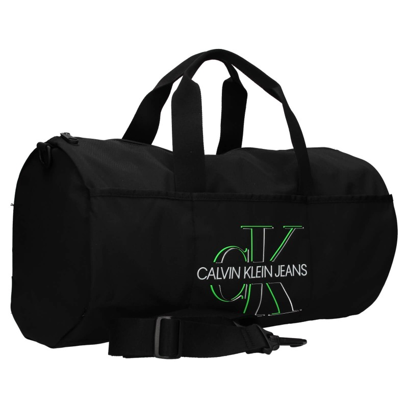 Pánská cestovní taška Calvin Klein Jeans Nils - černá