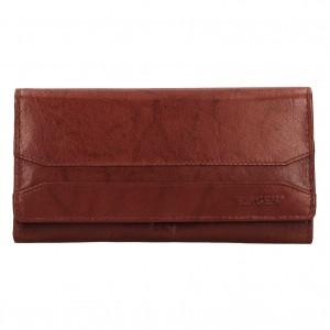 Dámská peněženka Lagen Camilla - hnědá