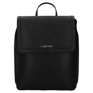 Dámský batoh Calvin Klein Quilda - černá