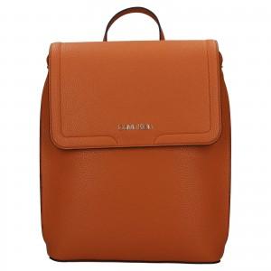Dámský batoh Calvin Klein Quilda - hnědá