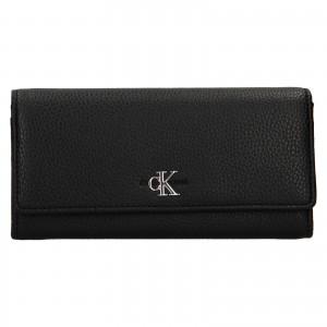 Dámská peněženka Calvin Klein Brendas - černá