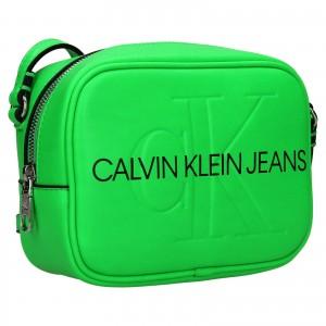 Dámská crossbody kabelka Calvin Klein Jeans Tamara - zelená