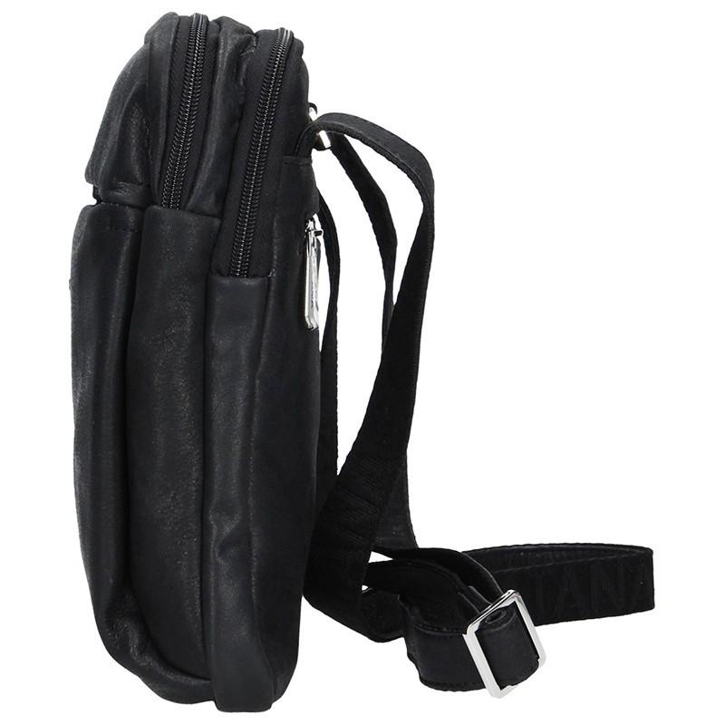 Pánská taška na doklady Katana Edvin - černá