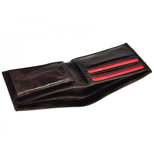 Pánská kožená peněženka Pierre Cardin Texas - černá