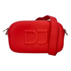 Dámská crossbody kabelka David Jones Apeli - červená
